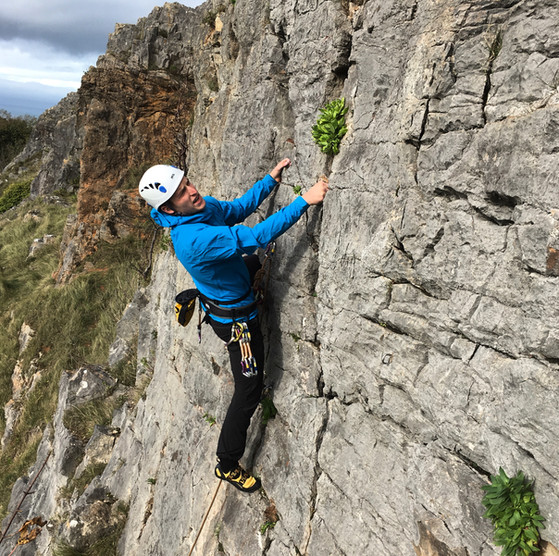 Sport Climbing Castle Inn Quarry