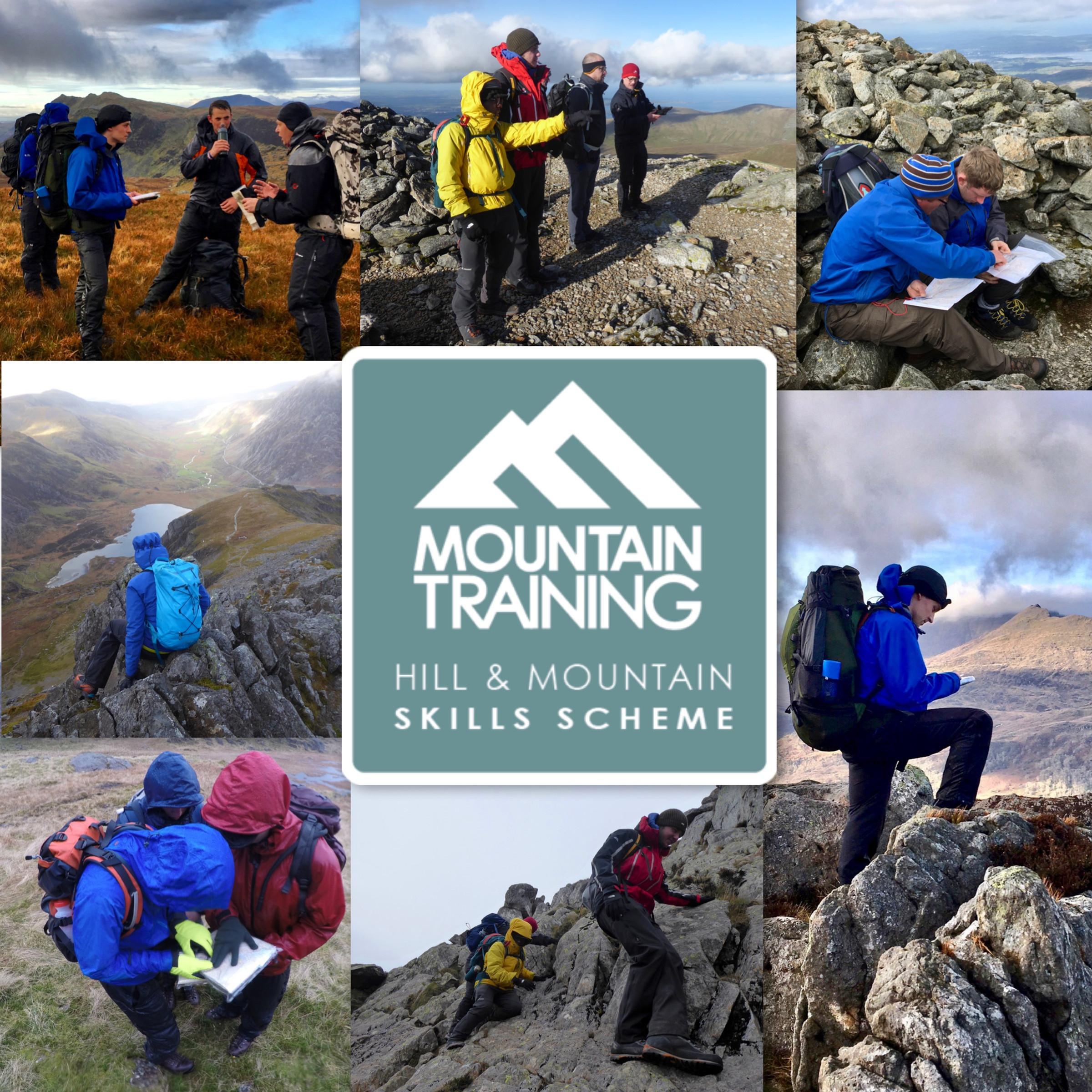 2 Day Mountain Skills 7 - 8 Aug