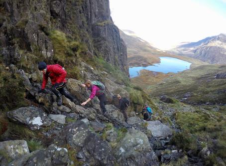 Mountain Skills Weekend