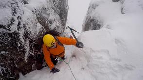 Gully Climbing