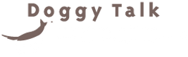 横浜のドッグトレーナーdoggytalkのロゴ