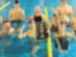 水泳レッスン