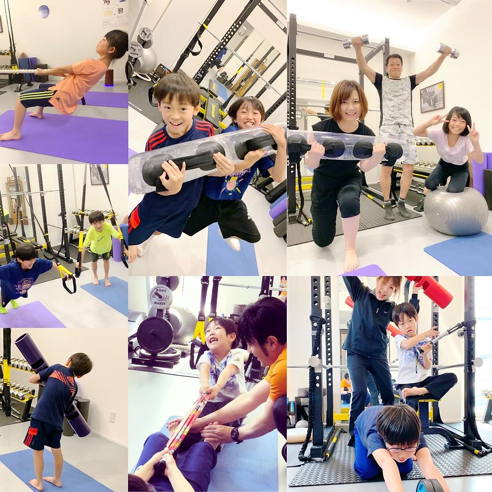 家族でパーソナルトレーニング|旭川市