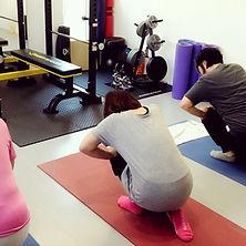 柔軟性向上・ランナーのパーソナルトレーニング