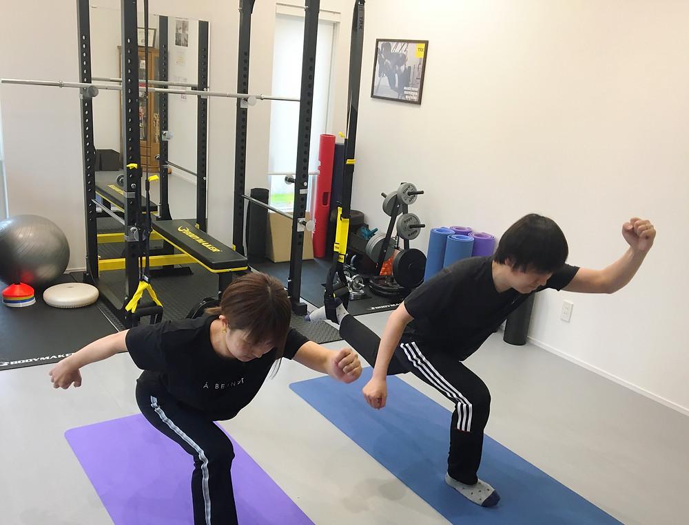 パーソナルトレーニング|旭川市