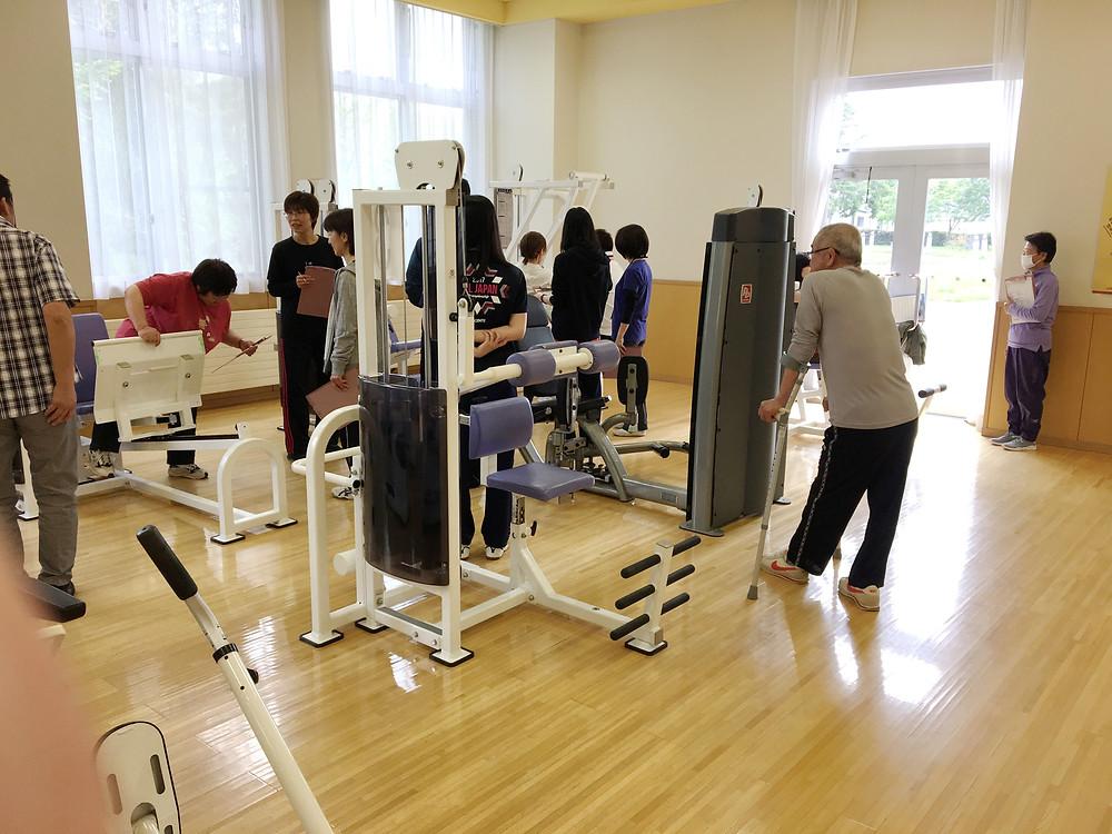運動習慣改善事業