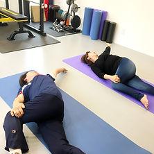 肩こり改善パーソナルトレーニング