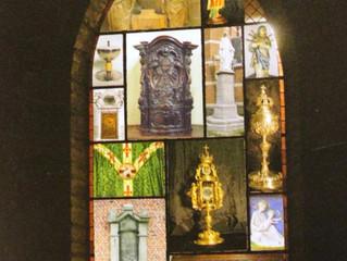 Kerktorens in Klein-Brabant