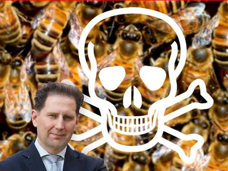 Grüner Ökowahn tötet Umwelt - Wenn Windräder Bienen töten
