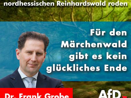 Für den Märchenwald gibt es kein glückliches Ende...