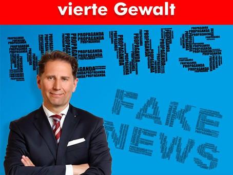 SPD zeigt, was sie von der grundgesetzlich verbrieften Pressefreiheit hält: Nicht viel!