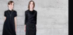 Maßangefertigte schwarze Kleider von Business bis zum Cocktailkleid in Frankfurt