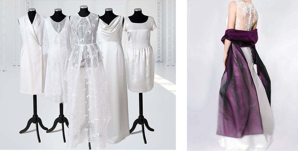 Elegante und glamoröse Hochzeitskleider aus maßangefertigt