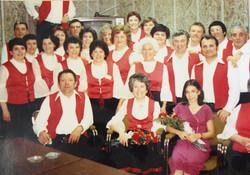 1970s Dante Club Choir