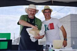Festa Italiana - The Cracking of the Chef