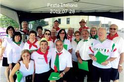 Festa Italiana 2019 Choir