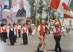 Ethnic Festival Parade