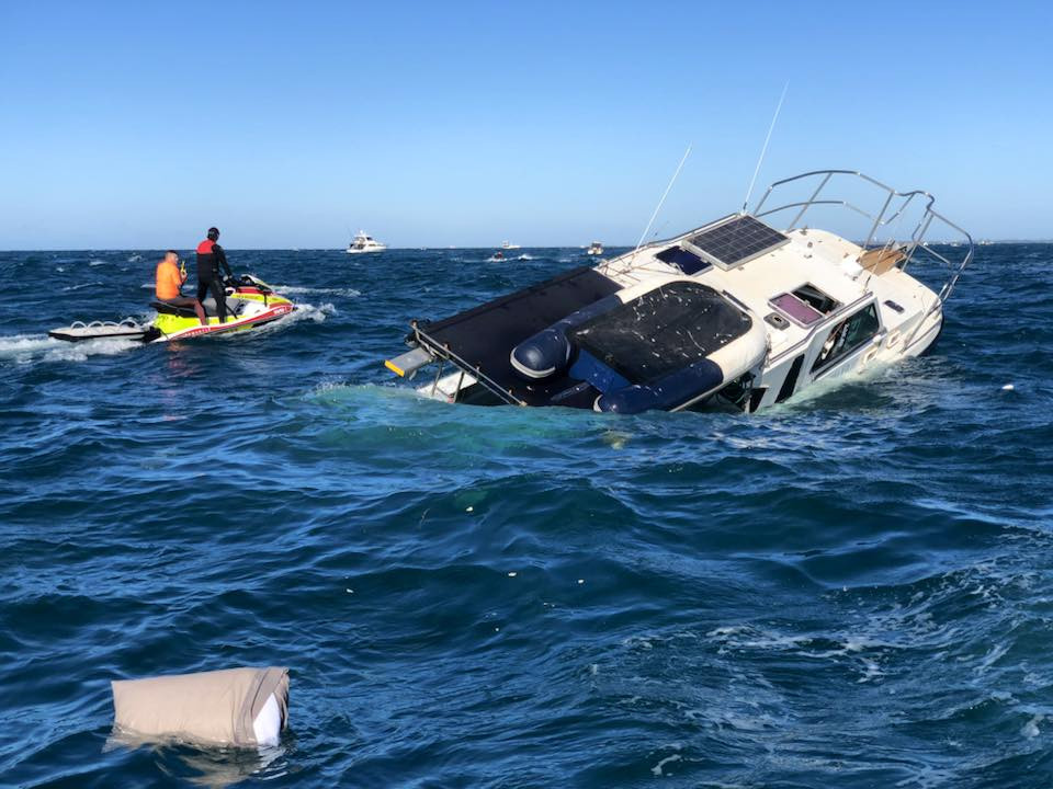 Boat safety is crucial during the Rottnest Channel Swim. To ensure your boat is safe and running smoothly, make sure you check every detail of your vessel before the race and confirm your skippers checklist on the Rottnest Channel Swim page.