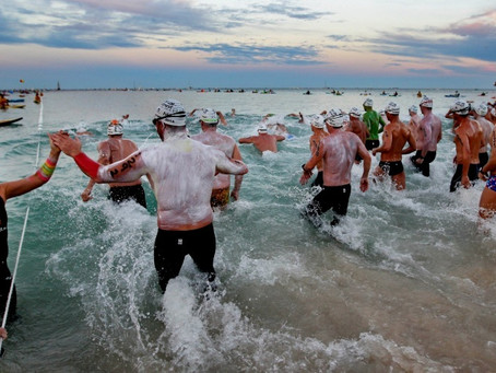 Avoiding Rottnest Channel Swim issues: Tips from the pro's