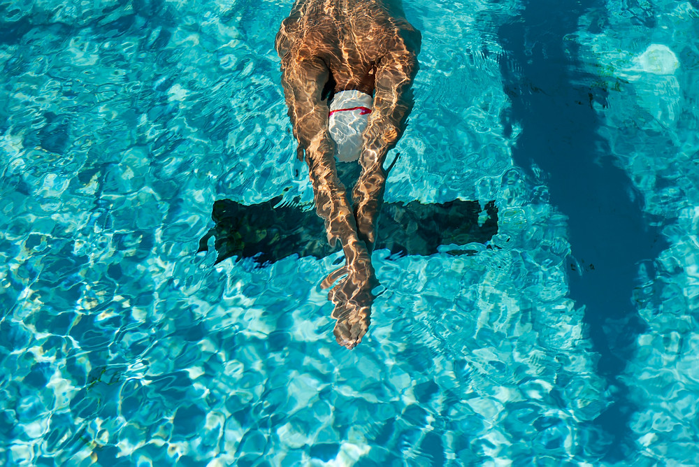 Swimming is a great form of exercise as it reduces the amount of pressure on your joints, tendons, ligaments and muscles. It's the perfect low impact exercise.