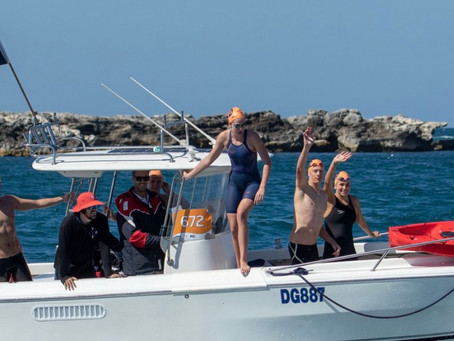 Tips for Rottnest Channel Swim Duo's and Teams