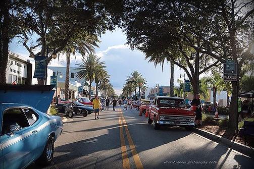 Canal St. Car Show