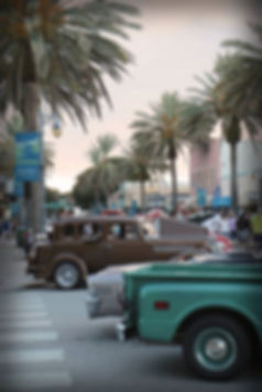 Canal St. Car Show