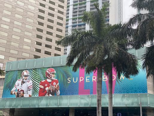 Super Bowl LIV: Miami Edition