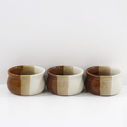 3 Piece Saucer set
