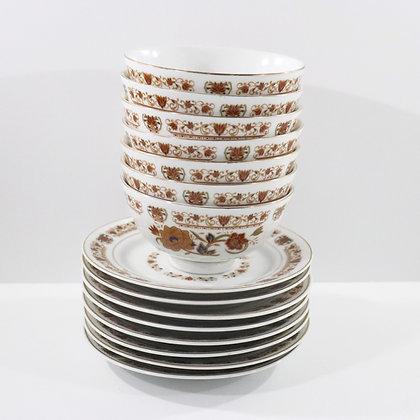Small Plate Set 8