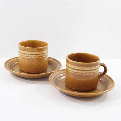 4 Piece Tea cup set