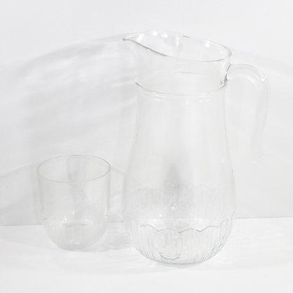 8PC Jug / Cup Set