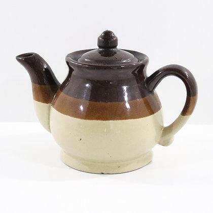 Three Tone Tea Pot