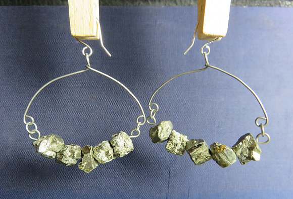 Pyrite Swings
