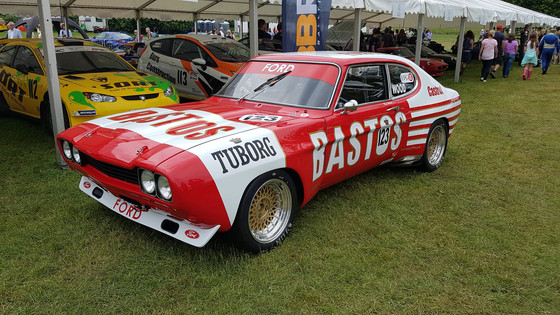 Cholmondley Pageant of Power - Cars