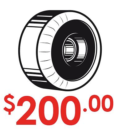 $200.00 Donation
