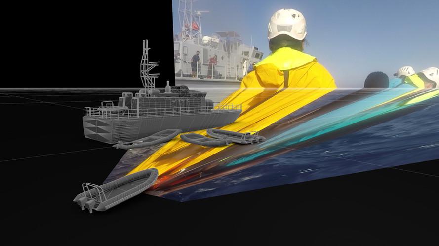 Sea Watch vs The Libyan Coast Guard