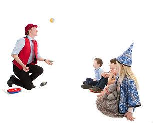 Juggling Workshop in Beverley, Yorkshire