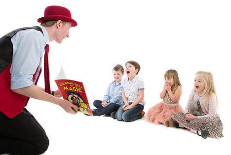 Magic Tricks in Scarborough