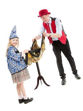 Magic Trick for Children in York
