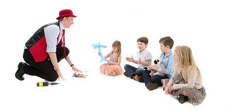 Balloon Modelling for Children's Parties in Pocklington