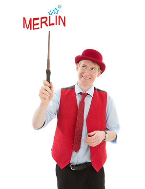 Magic Merlin, Children's Entertainer, Yorkshire