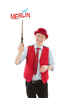 Magic Merlin Children's Entertainer, Yorkshire