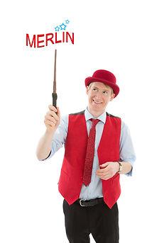 Magic Merlin Children's Entertainer, Lincolnshire