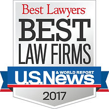 Best Lawyers Best Law Firms U.S. News and World Report 2017