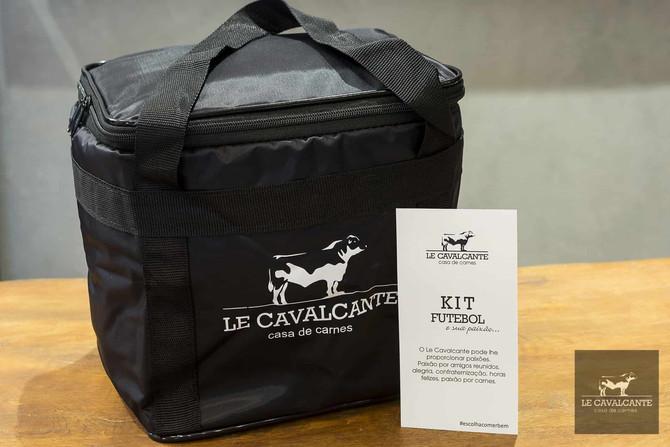 Falta apenas 1 dia para você conhecer a Le Cavalcante, uma casa de carnes bem moderna em Coqueiros