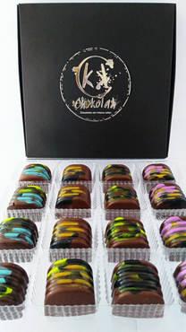 Caja Chokolak 4x4