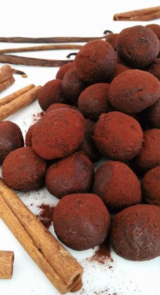 chocolate artesanal trufa