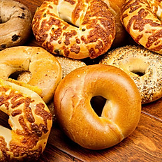Fresh Toasted Bagels