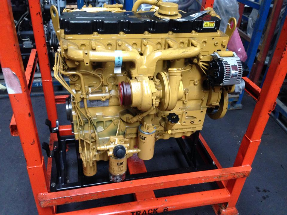Caterpillar C6.6 Engine